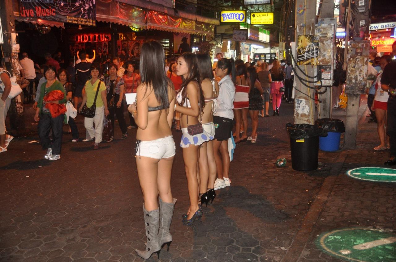 Как снять в паттайе проститутку где сн